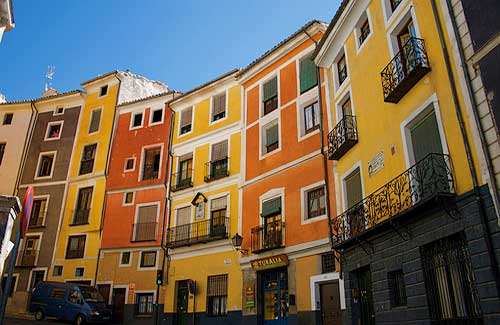 A street in Cuenca (Image: Un Tipo Digital)
