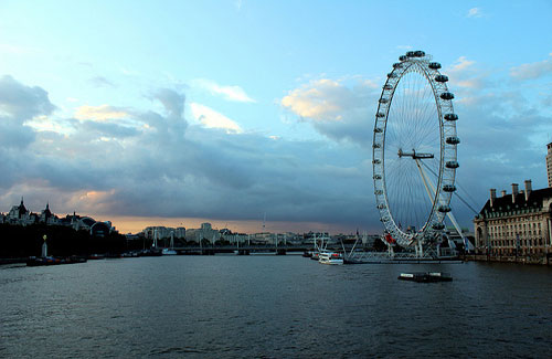 London Eye (Image: Rocpoc)
