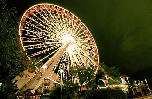 Ferris wheel at Chicago's Navy Pier (Image: JavaSquid)