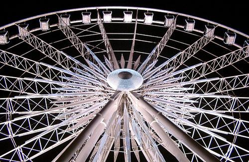 Sky Wheel, Niagara Falls (Image: Craig Hatfield)