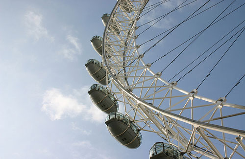 London Eye (Image: Dave Stokes)