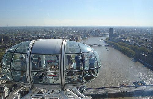 London Eye (Image: kevgibbo)
