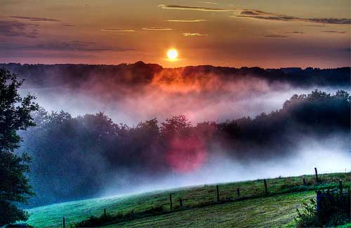 German countryside (Image: Thomas Euler used under a Creative Commons Attribution-ShareAlike license)