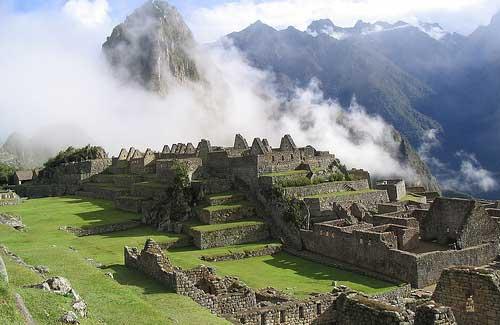 Machu Picchu, Peru (Image: Lee Edwin Coursey)