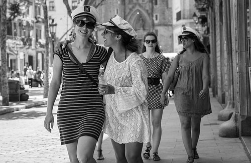 Girlfriends (Image: Juan Andres Lopez)