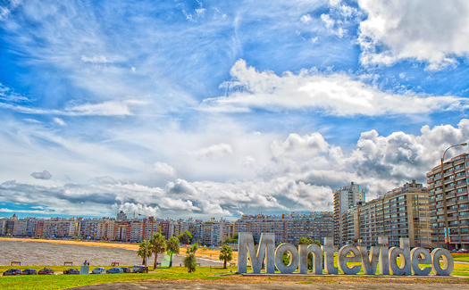 Montevideo, Uruguay (Image: marcelocampi used under a Creative Commons Attribution-ShareAlike license)