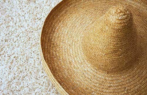 The Mexican sombrero (Image: Horia Varlan)