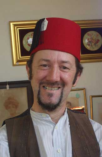 The Middle Eastern fez (Image: Howard Dickins)