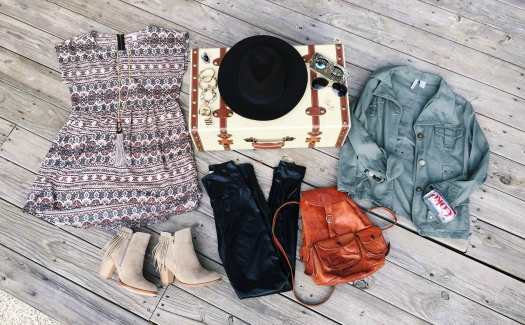 How fashion experts pack for their trips 2