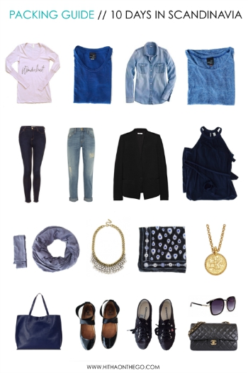 How fashion experts pack for their trips 6