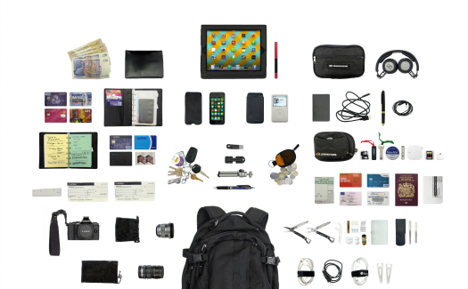 Pack all your heaviest items in your carry-on