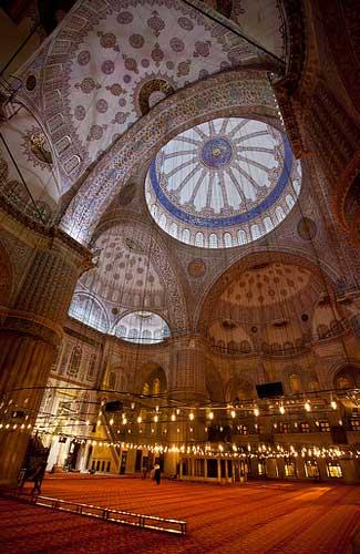 Istanbul (Image: masochismtango used under a Creative Commons Attribution-ShareAlike license)