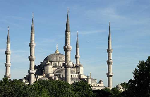 Istanbul (Image: echiner1 used under a Creative Commons Attribution-ShareAlike license)