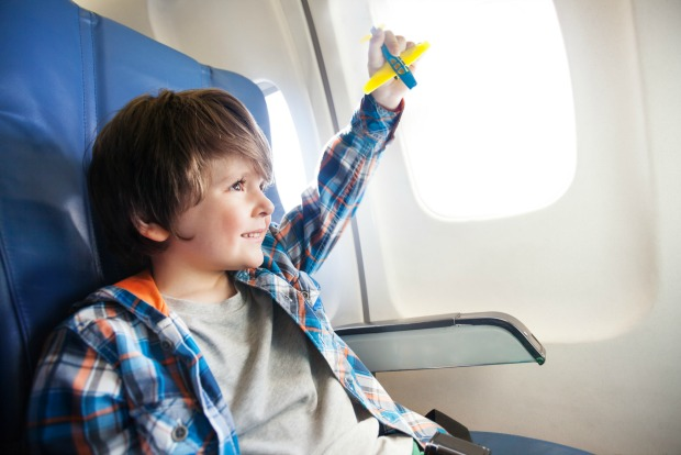 Kids Flying Solo - Airline Policies for Unaccompanied Minors