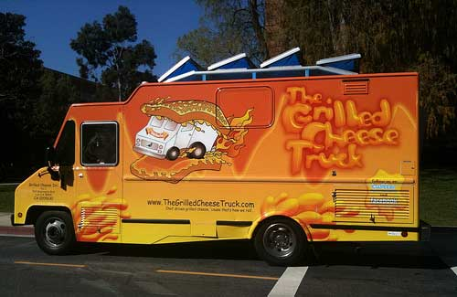 The Grilled Cheese Truck (Image: robb.klein)
