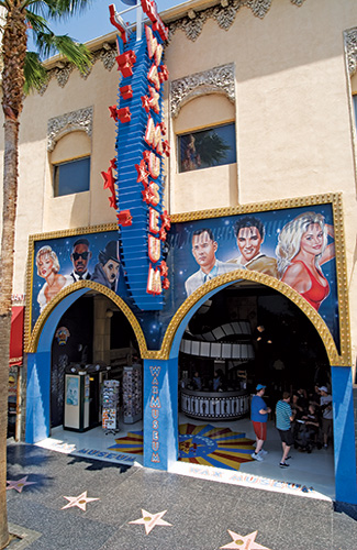Hollywood Wax Museum (Image: Travis Conklin/Discover L.A.)