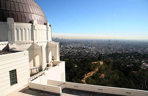Griffith Observatory (Image: Griffith Observatory/Discover L.A.)