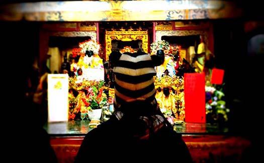 Taipei Xia-Hai City God Temple