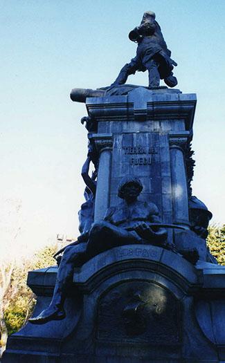 Ferdinand Magellan Monument