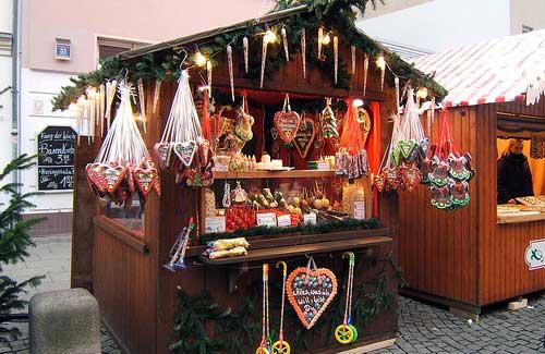 Berlin Christmas Market, Germany (Image: Rictor Norton & David Allen)