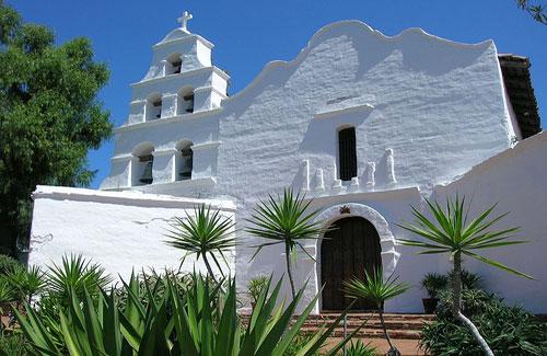 Mission San Diego de Acala (Image: ((brian)))