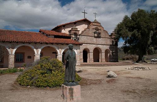 Mission San Antonio de Padua (Image: Ed Bierman)