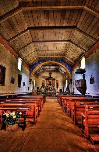 Mission San Antonio de Padua (Image: Dave Johnson Photo)