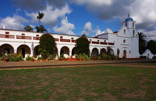 Mission San Luis Rey (Image: Rennett Stowe)