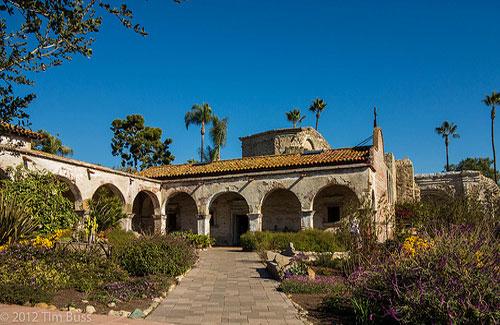 Mission San Juan Capistrano (Image: Tim Buss)