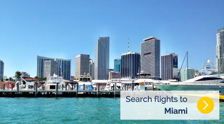 search flights to miami