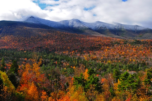 White Mountains of New Hampshire © Richard Cavalleri, 2013. Used under license from Shutterstock.com