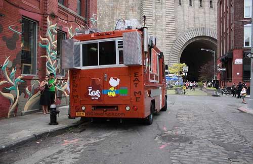 NYC Love Street Coffee Truck (Image: imallergic)