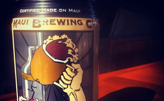 Amber DeGrace, Maui Brewing Company Coconut Porter  via Flickr CC BY 2.0