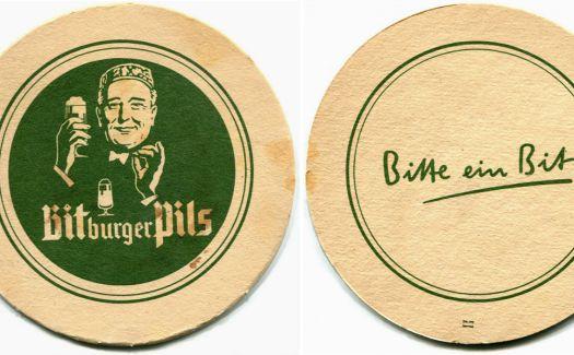 Roger W, Bitburger via Flickr CC BY 2.0