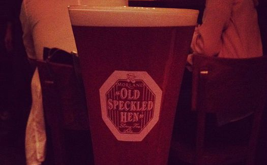 ayustety, Old Speckled Hen  via Flickr CC BY 2.0
