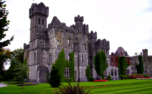 Ashford Castle (Image: fb_brillyunt used under a Creative Commons Attribution-ShareAlike license)
