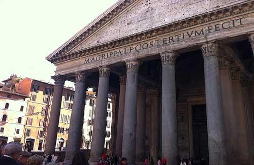 Pantheon (Image: melissa.delzio)