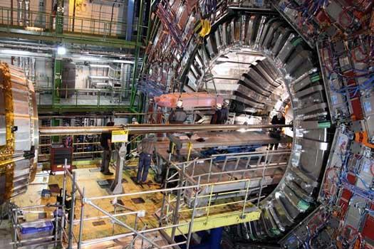 The European Organization for Nuclear Research © CERN (http://home.web.cern.ch/)