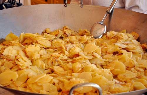 Potatoes (Image: ClubTransatlântico)