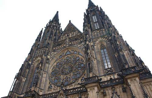 Prague (Image: Nigel's Europe used under a Creative Commons Attribution-ShareAlike license)