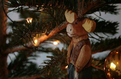 Reindeer (Image: jepoirrier used under a Creative Commons Attribution-ShareAlike license)