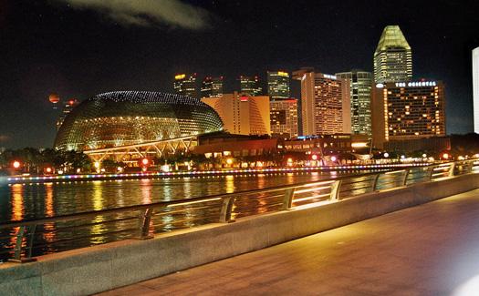 Singapore (Image: azwegers)