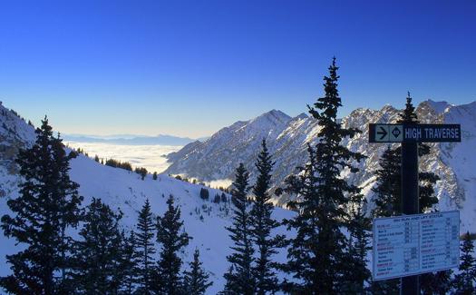 The mountains of Salt Lake City, Utah (Image: cpgmattr)