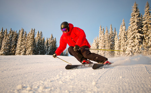 Skiing at Trysil in Norway. (Image: trysil)