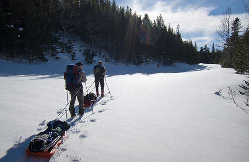 Skiing in Montana (Image: jmayer1129)