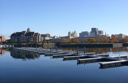 Buffalo, New York (Image: Dougtone used under a Creative Commons Attribution-ShareAlike license)