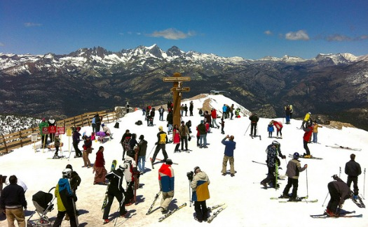 Spring skiing in North America: The best fests and quirky slopeside events