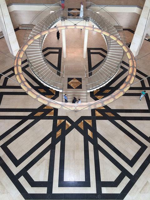 Museum of Islamic Art, Qatar (Image: ToGa Wanderings)