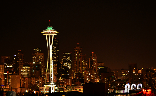 Seattle (Image: anupamsrivastava used under a Creative Commons Attribution-ShareAlike license)