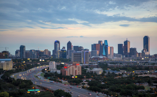 Dallas (Image: criminalintent used under a Creative Commons Attribution-ShareAlike license)